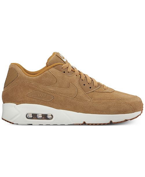 Nike Men's Air Max 90 Ultra 2.0 Leather Casual Sneakers