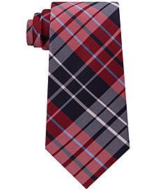 Tommy Hilfiger Men's Exploded Check Slim Tie