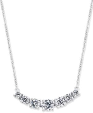 Diamond Seven-Stone Pendant...