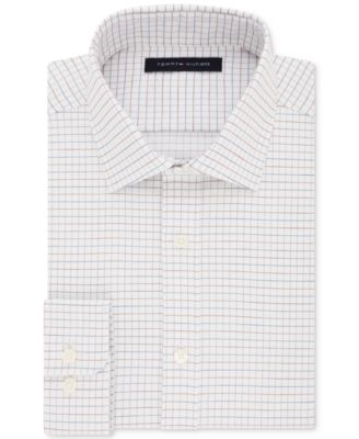 black tommy hilfiger dress shirt