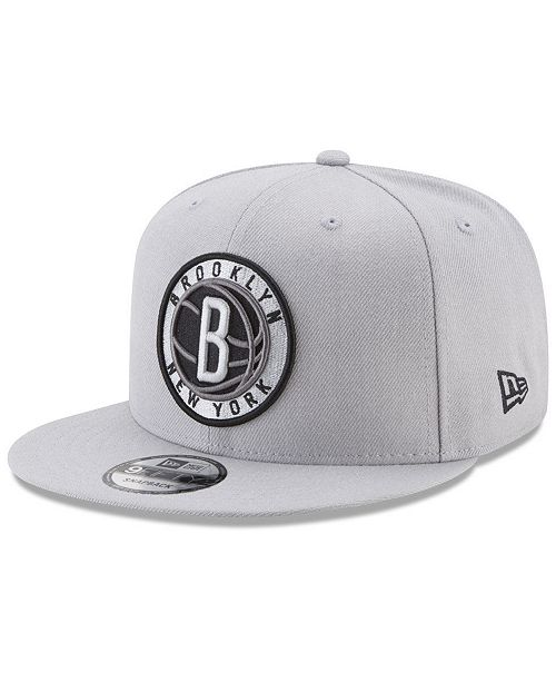 buy online 9fb54 50f7d ... New Era Brooklyn Nets All Colors 9FIFTY Snapback Cap ...
