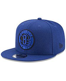 New Era Brooklyn Nets All Colors 9FIFTY Snapback Cap
