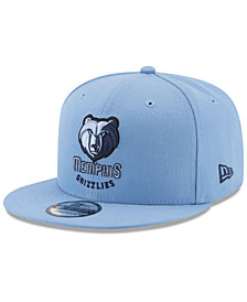 New Era Memphis Grizzlies All Colors 9FIFTY Snapback Cap
