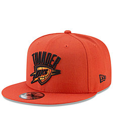 New Era Oklahoma City Thunder All Colors 9FIFTY Snapback Cap
