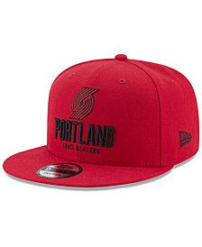 New Era Portland Trail Blazers All Colors 9FIFTY Snapback Cap