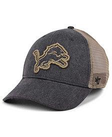 '47 Brand Detroit Lions Summerland Contender Flex Cap