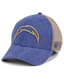 '47 Brand Los Angeles Chargers Summerland Contender Flex Cap