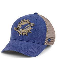 '47 Brand Miami Dolphins Summerland Contender Flex Cap