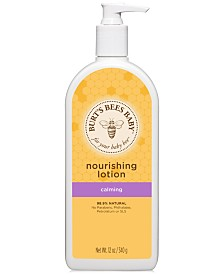 Burt's Bees Baby Nourishing Lotion - Calming, 12-oz.