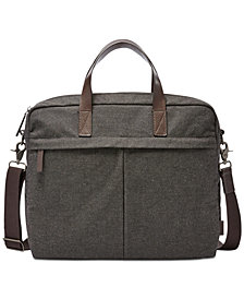 Fossil Men's Buckner Briefcase