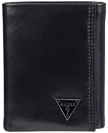 Cruz Trifold Leather Wallet