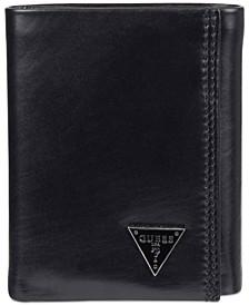 Cruz Trifold Leather Wallet