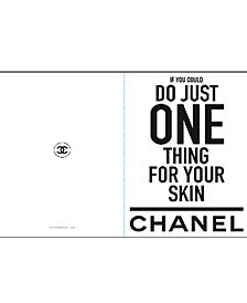 Receive a Complimentary CHANEL Hydra sample with CHANEL skincare purchase