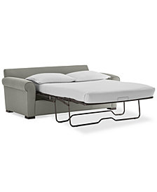 "Astra 79"" Fabric Full Sleeper Sofa - Custom Colors, Created for Macy's"