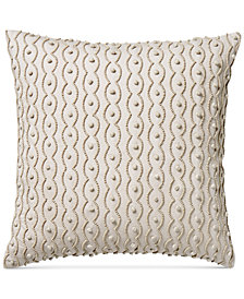 "Hotel Collection Speckle 16"" x 16"" Decorative Pillow"