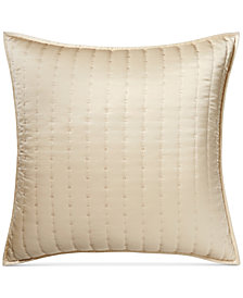 Hotel Collection Patina Quilted European Sham, Created for Macy's