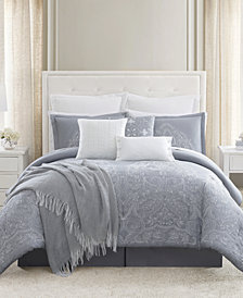 CLOSEOUT! Talia 14-Pc. Queen Comforter Set