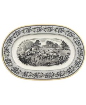 Villeroy  Boch Dinnerware Audun Oval Platter