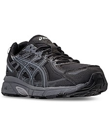 Men's GEL-Venture 6 Wide Trail Running Sneakers from Finish Line