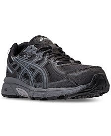Asics Men's GEL-Venture 6 Wide Trail Running Sneakers from Finish Line