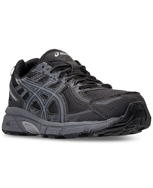 Men's GEL Venture 6 Wide Trail Running Sneakers from Finish Line