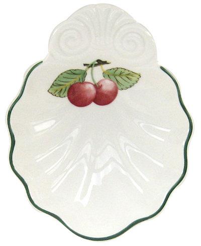 Villeroy & Boch Dinnerware, French Garden Shell Bowl