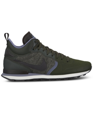 Nike Sneakers MEN'S INTERNATIONALIST UTILITY CASUAL SNEAKERS FROM FINISH LINE