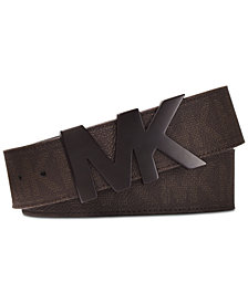Michael Kors Men's Shadow Belt