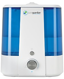 Pure Guardian Ultrasonic Cool Mist Aroma Tray Humidifier