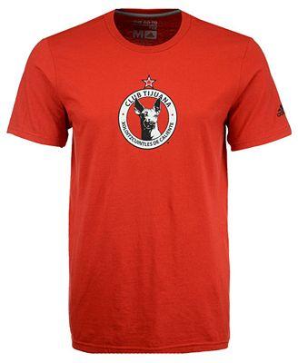 adidas Men's Club Tijuana Crest T-Shirt