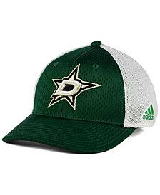 adidas Dallas Stars Mesh Flex Cap