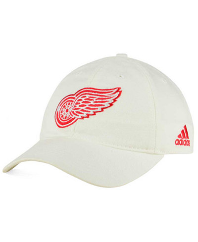 adidas Detroit Red Wings Core Slouch Cap