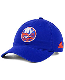 adidas New York Islanders Core Slouch Cap