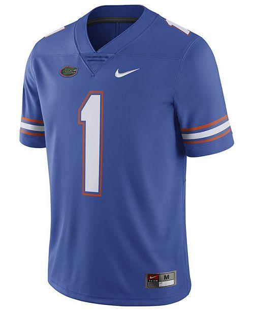 sale retailer db7a8 bd9ac Nike Men's Florida Gators Limited Football Jersey & Reviews ...