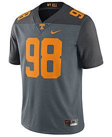 Nike Men's Tennessee Volunteers Limited Football Jersey
