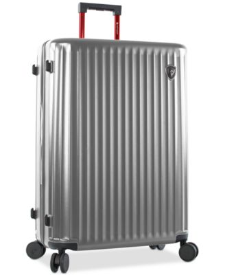 "SmartLuggage® 30"" Hardside Spinner Suitcase, Created for Macy's"