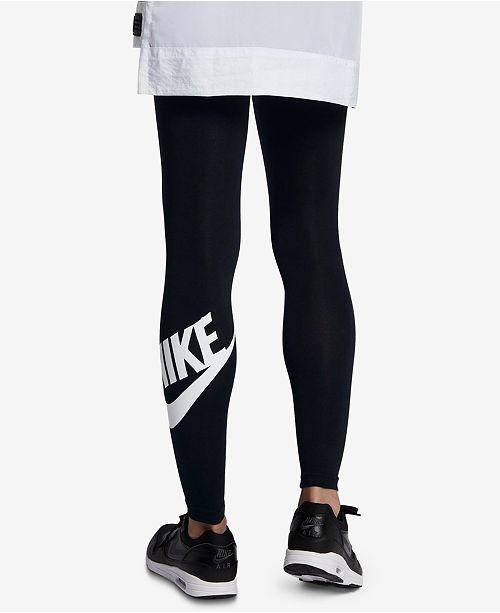 666d0dfabcbe8 Nike Sportswear Leg-A-See Leggings & Reviews - Pants & Capris ...