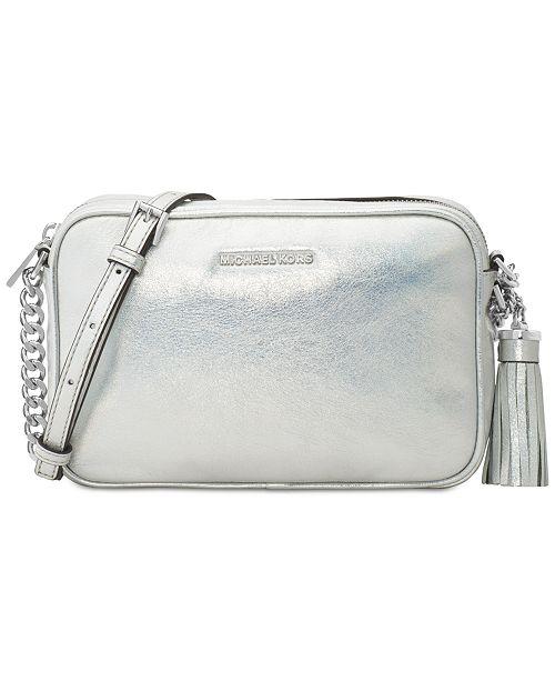 fae15853f7 Michael Kors Ginny Medium Camera Bag   Reviews - Handbags ...