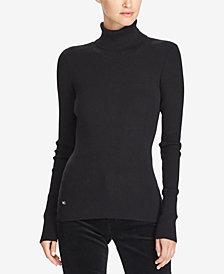 Lauren Ralph Lauren Petite Turtleneck Sweater