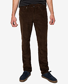 O'Neill Men's Straight-Fit Corduroy Pants