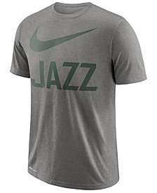Nike Men's Utah Jazz Swoosh Legend Team T-Shirt
