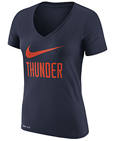 Nike Women's Oklahoma City Thunder Swoosh T-Shirt