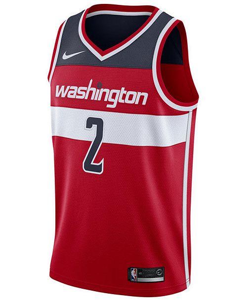 8d1a97c86b2 Nike Men s John Wall Washington Wizards Icon Swingman Jersey ...