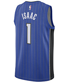 Nike Men's Jonathan Isaac Orlando Magic Icon Swingman Jersey
