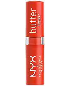 NYX Professional Makeup Butter Lipstick
