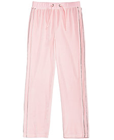 Ideology Velour Pants, Toddler Girls, Created for Macy's
