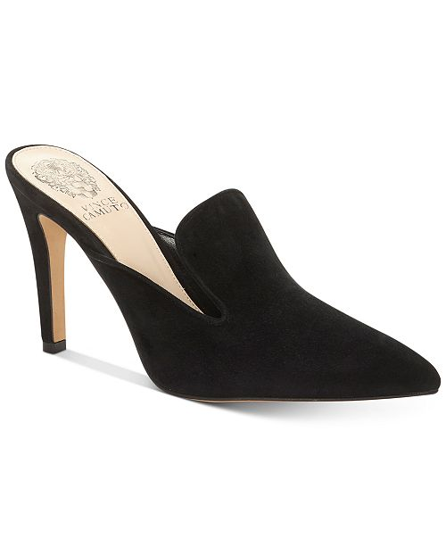 Vince Camuto Emberton Pointed-Toe Mules