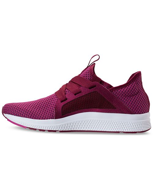 1a00efcd3e056 adidas Women's Edge Lux Running Sneakers from Finish Line & Reviews ...