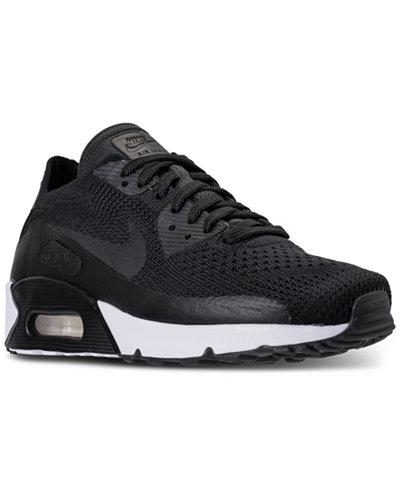 Nike Men's Air Max 90 Ultra 2.0 Flyknit Running Sneakers from Finish Line