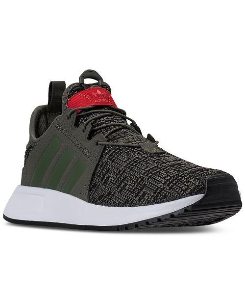 adidas Big Boys' Originals XPLR Casual Sneakers from Finish